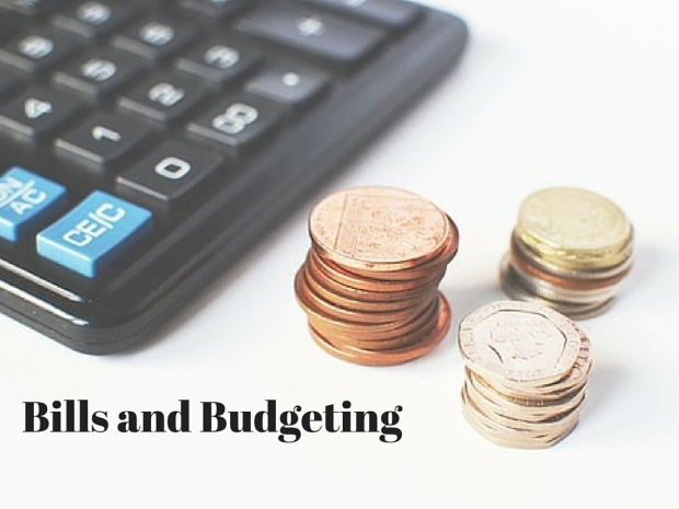 Bills and Budgeting